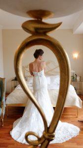 beautiful bride photograph