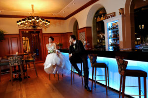 Marry at the Victoria Jungfrau hotel Interlaken