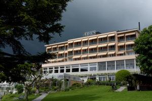 Hotel Eden Spiez wedding location