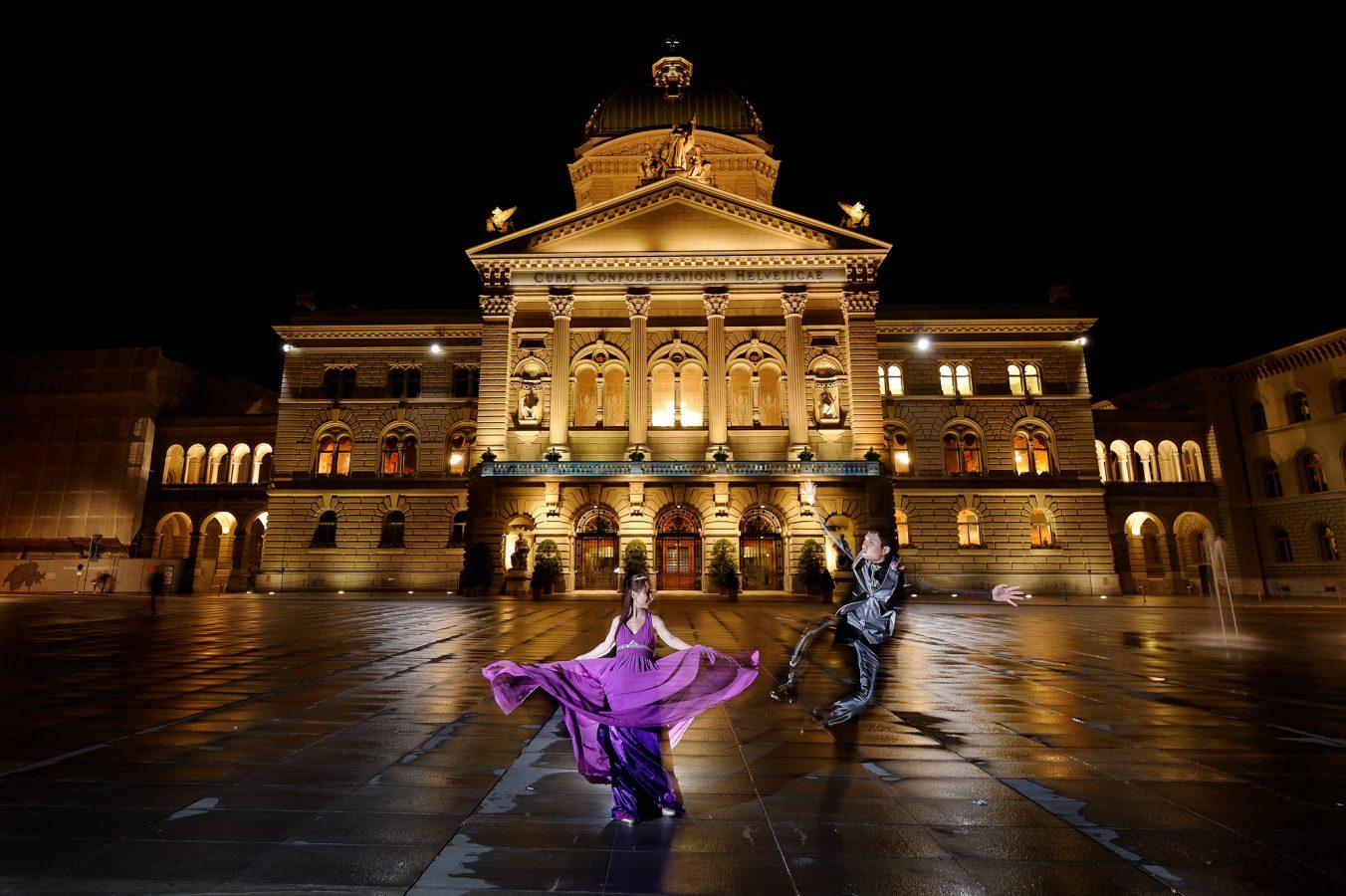 Hochzeitsfotograf in Bern