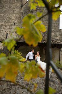 Heiraten Schlosskapelle Spiez, Hochzeitsfotos Schloss Spiez, Brautpaar Schloss Spiez