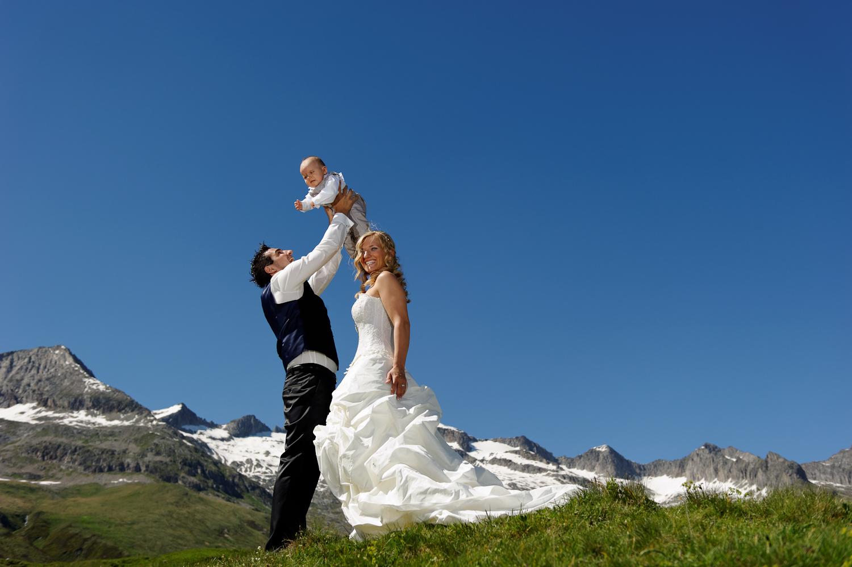 Hochzeit Wallis Belalp Fotografie