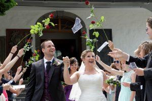 Scherzligen ist eine beliebte Hochzeitskirche