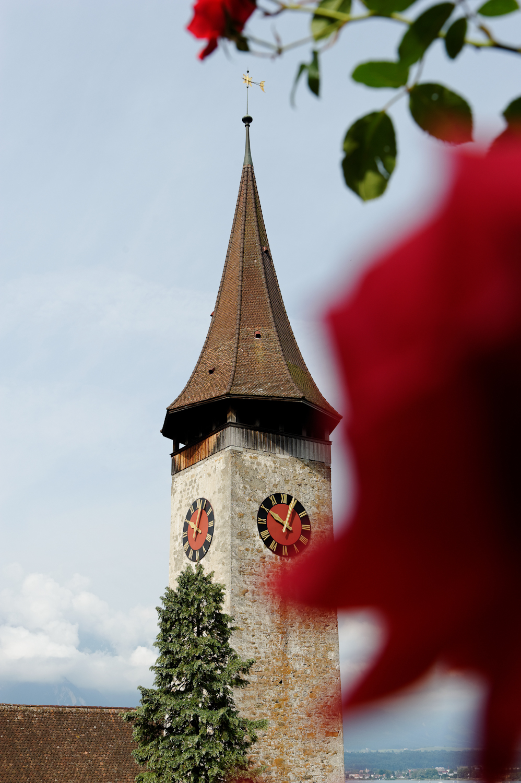 Zeremonielokal im Schloss Oberhofen am Thunersee