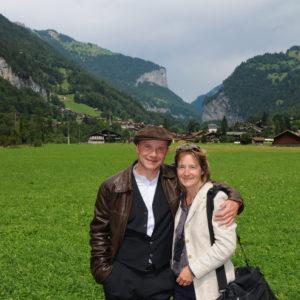 based in Jungfrau Interlaken region