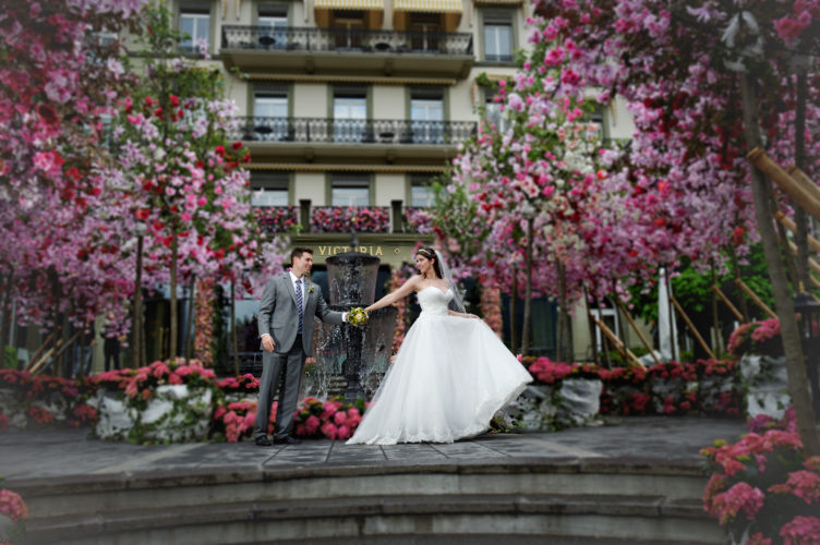 Victoria Jungfrau Interlaken - Grand Hotel & Spa wedding