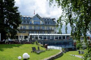 hotel belvedere spiez wedding