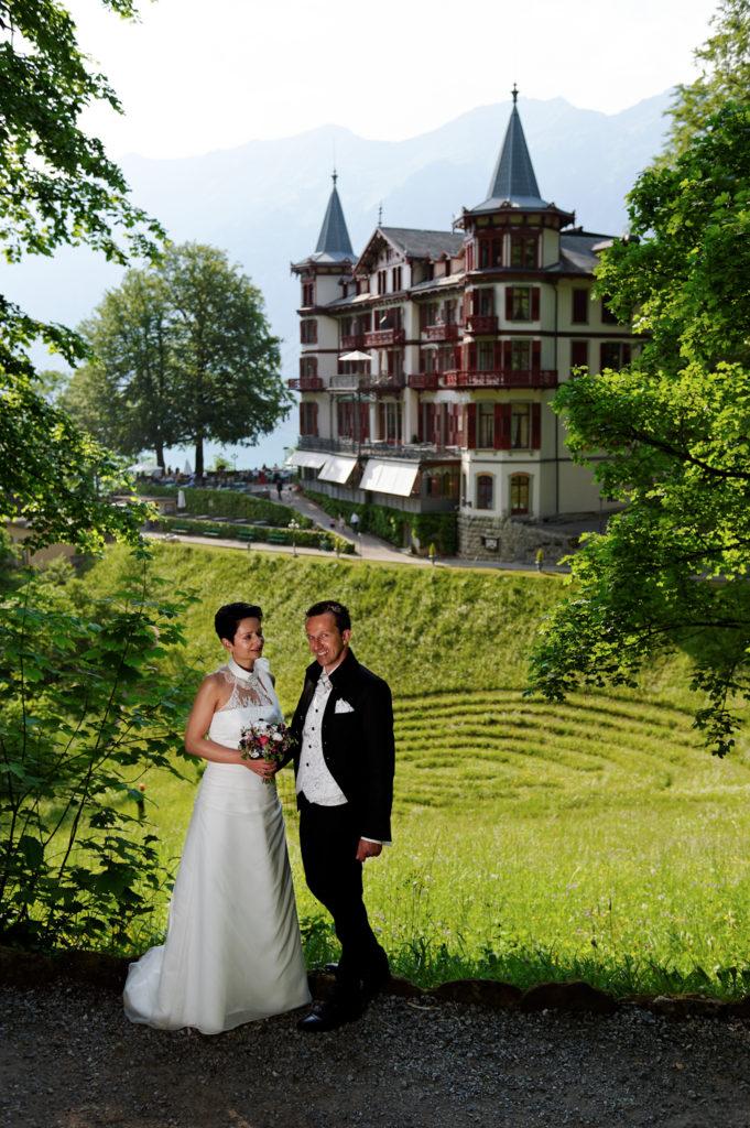 Wedding Photography Giessbach