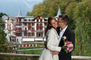 Giessbach wedding Photographer