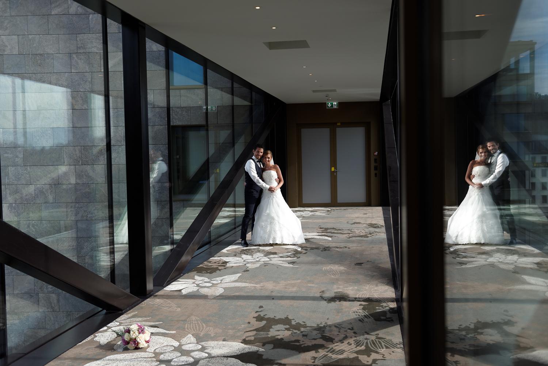 Brautpaar im Bürgenstock Luzern