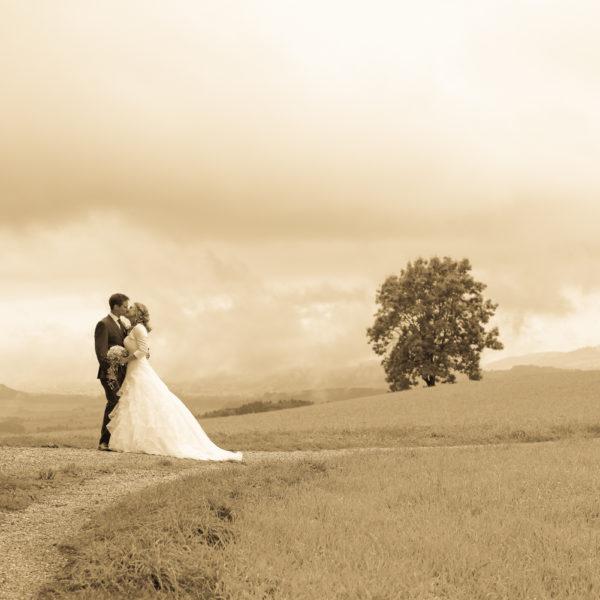 Hochzeitsfotografie - Sessions in der Natur