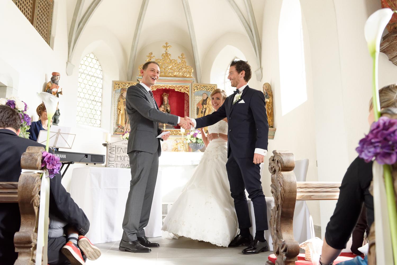 Hochzeitszeremonie Kapelle Bürgenstock, Audrey Hepburn
