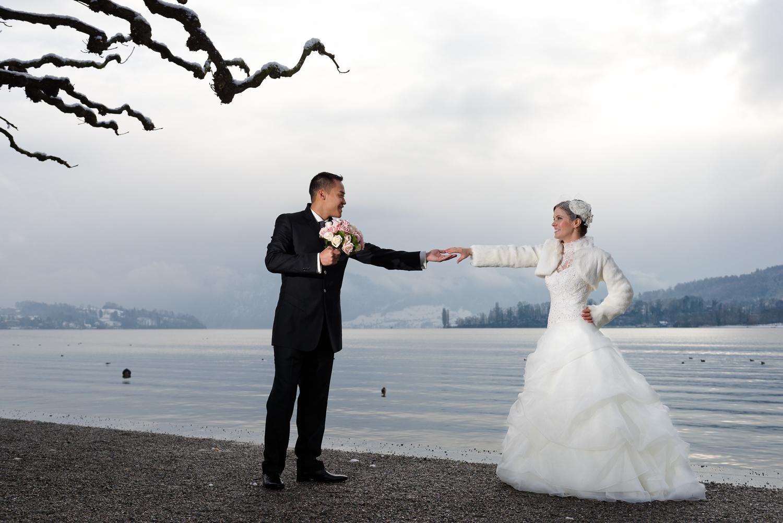 Hochzeitsfotograf Luzern, Hochzeit Luzern, Hochzeitsfoto Luzern, Hochzeitsfotografin Luzern, Brautpaarshooting Luzern