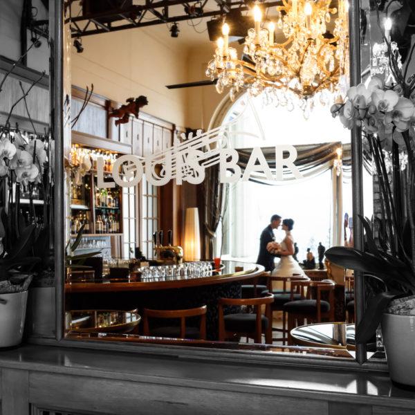 Hochzeit im Art Deco Hotel Montana