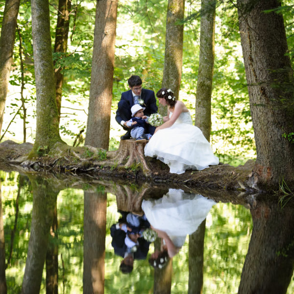 Elopement in the Forest