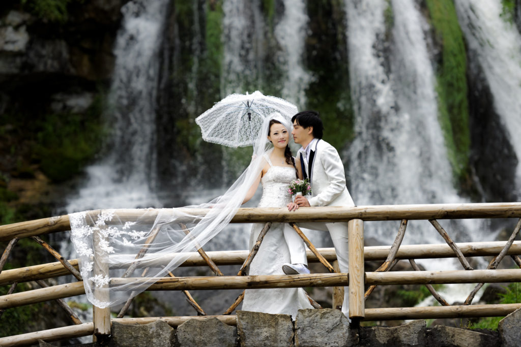 Water falls Interlaken Photographer