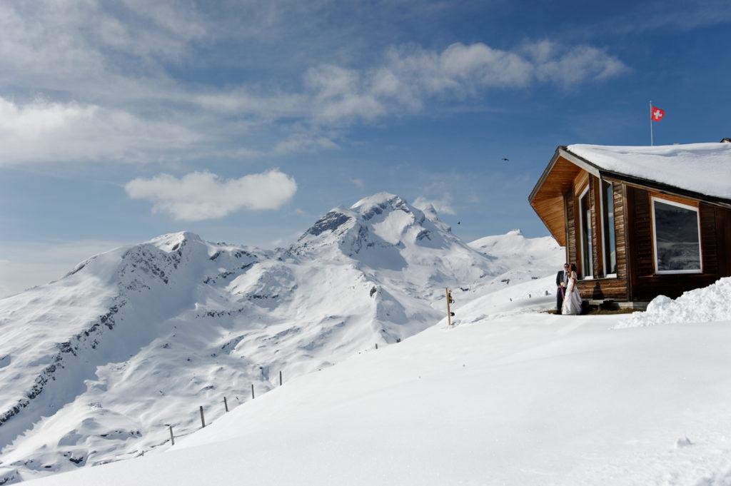 mountain wedding location
