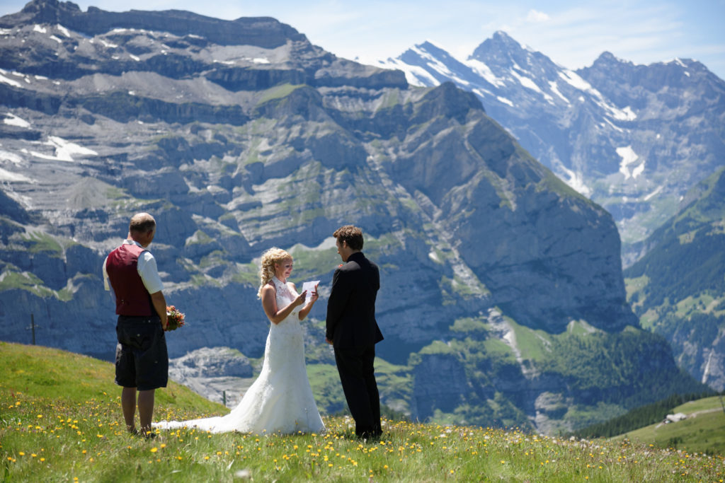 Interlaken Based wedding planning
