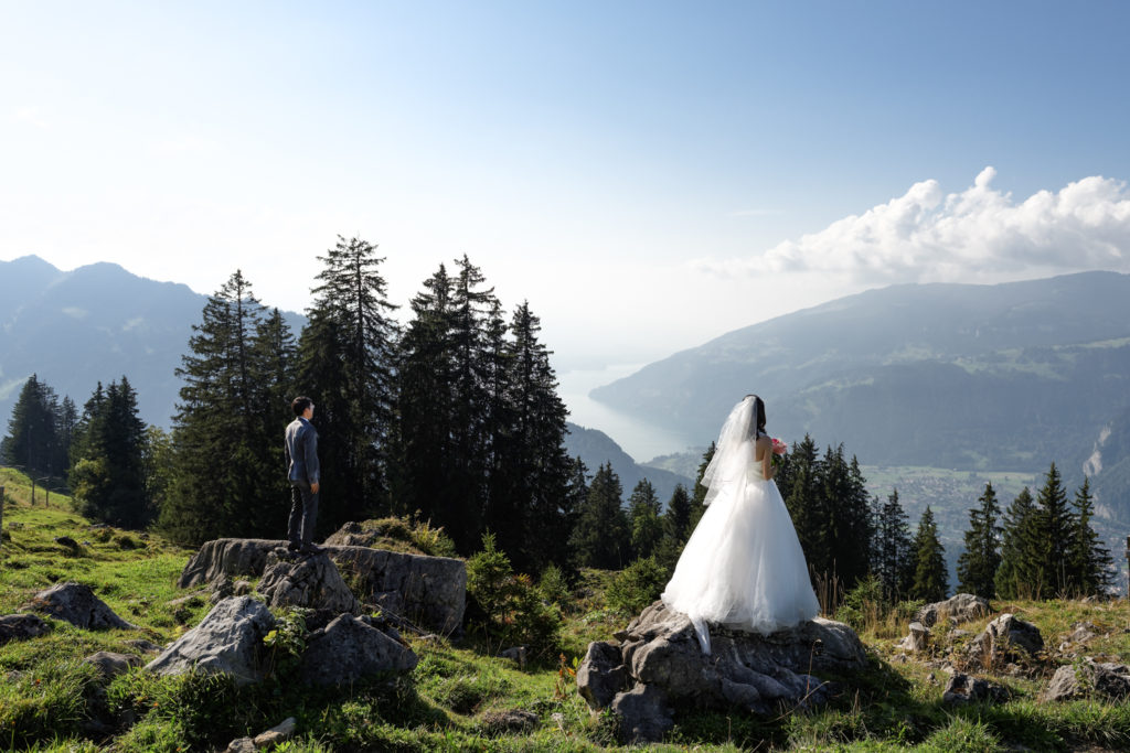 wedding packages for your Switzerland ceremony
