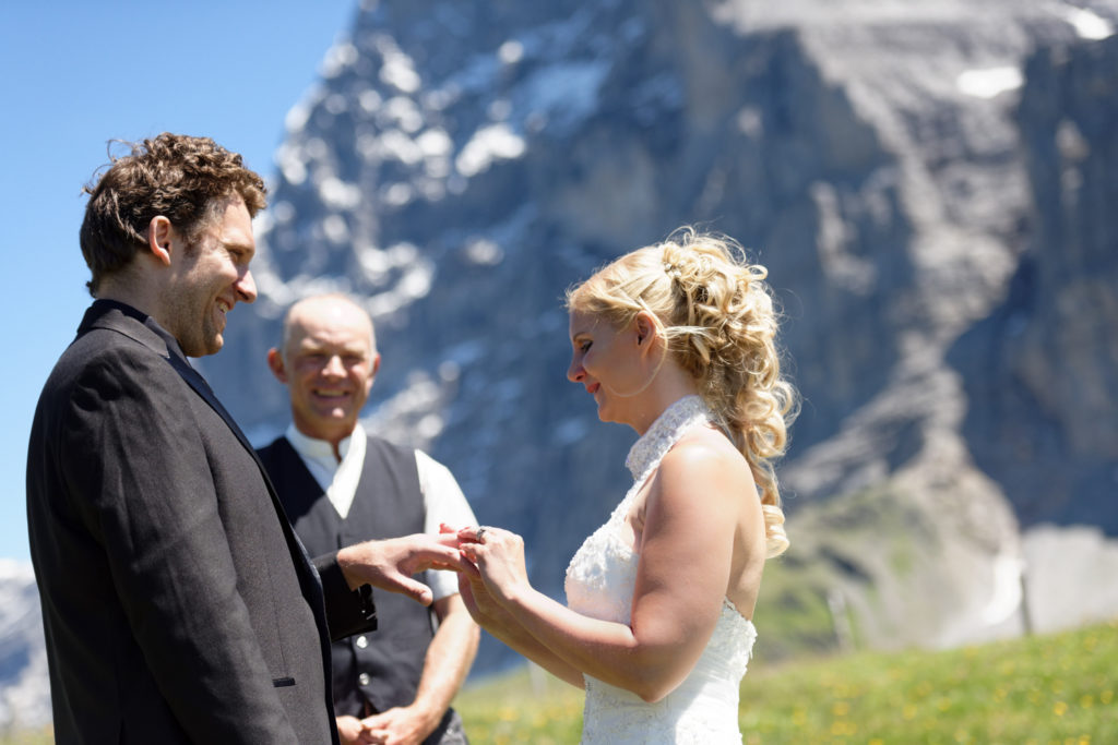 video, photography, officiate, plan Switzerland Wedding
