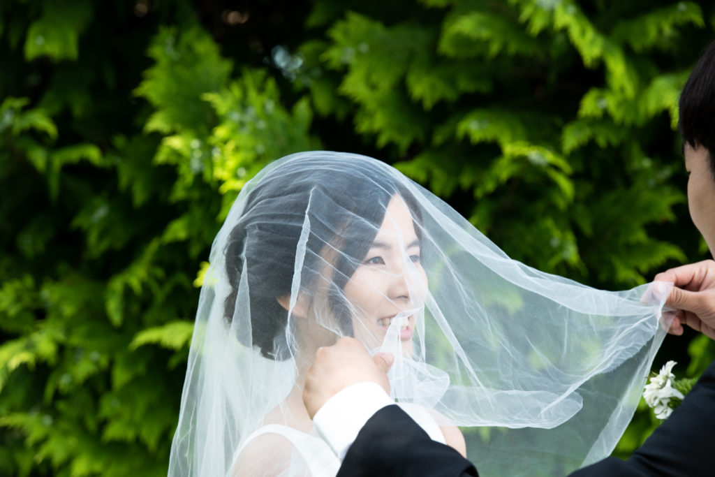 Korea Bride and Groom Photographer Switzerland