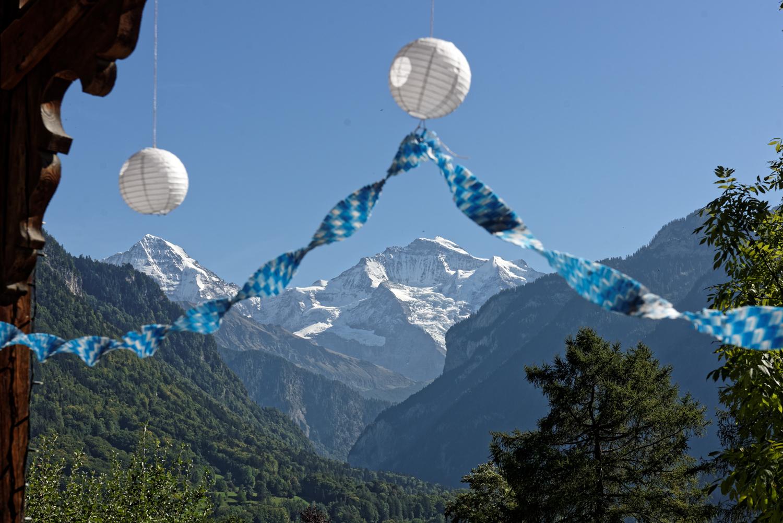 Swiss Alps Wedding Photographer