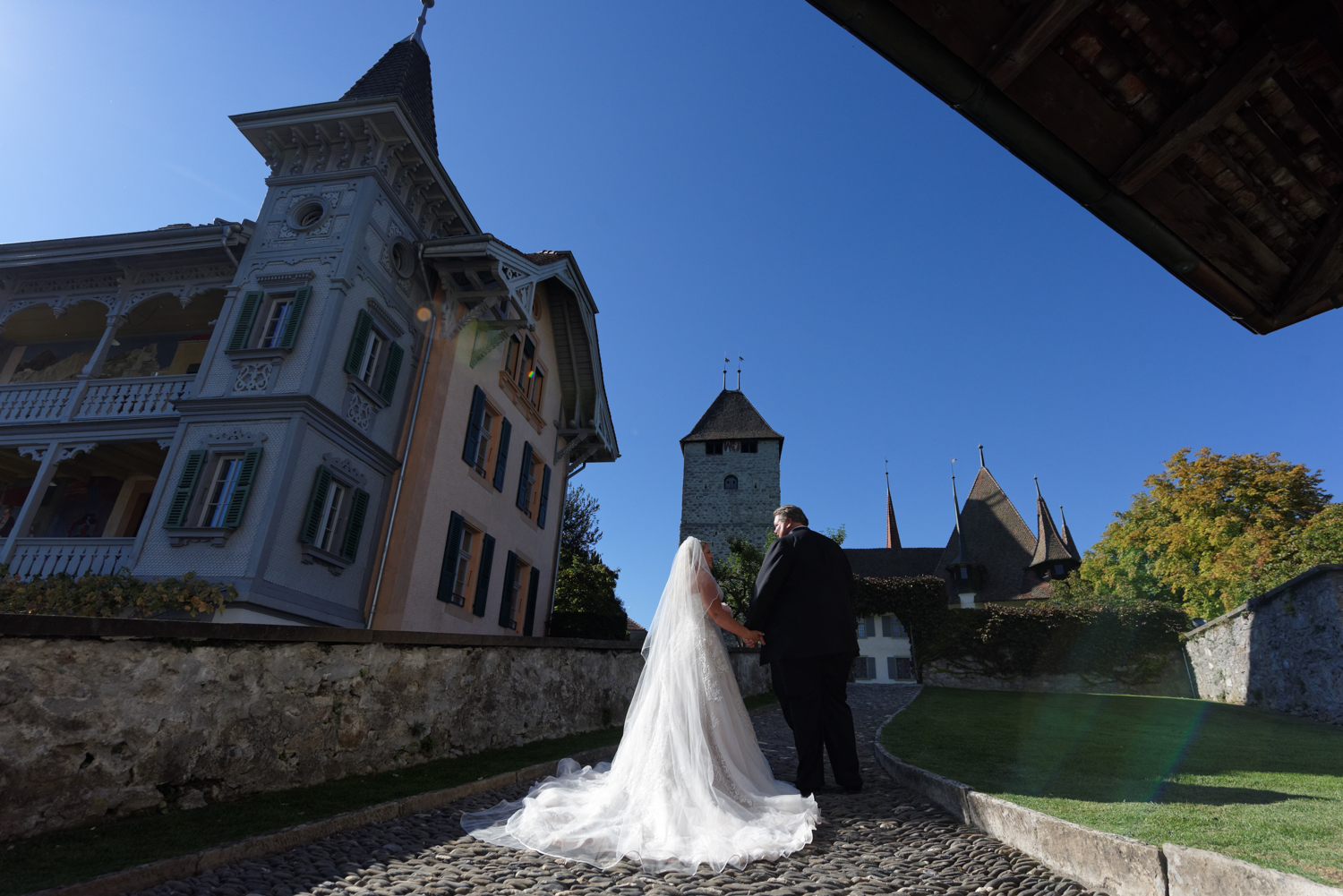 Schloss Spiez Wedding photographer