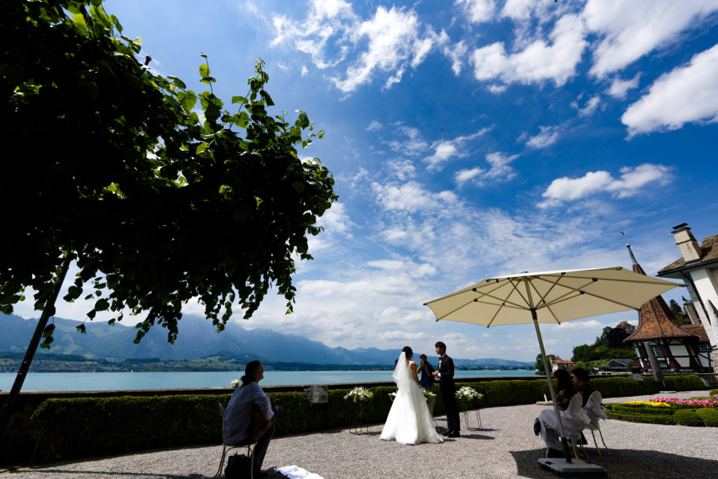 elope in Switzerland