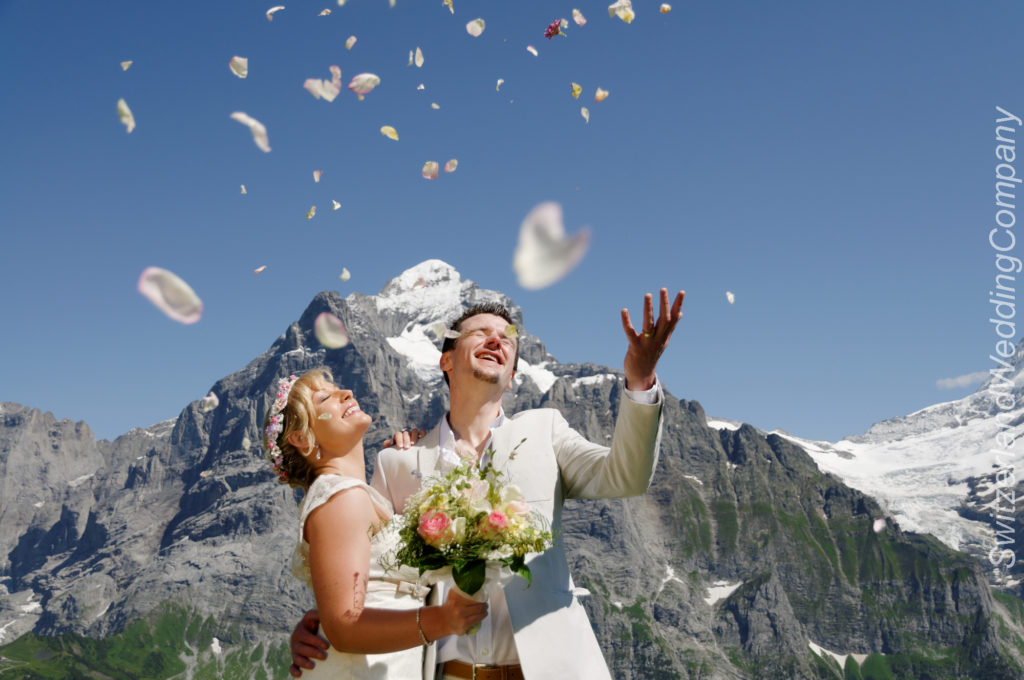 Grindelwald elopement photographer