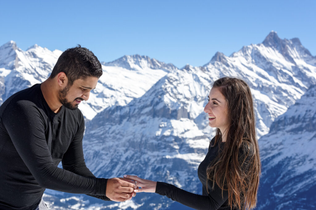 muerren wedding proposal