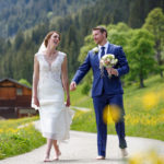 Elope in the Swiss mountains