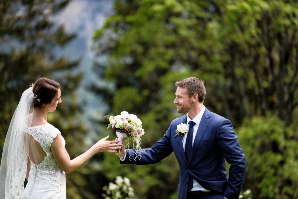 Wengen Elopement Photographer