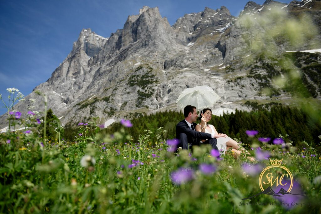 Elopement Photographer Interlaken