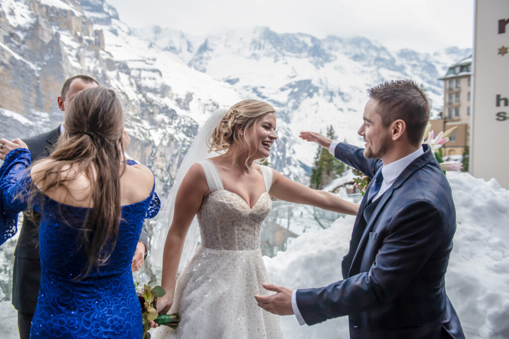 Officiant Wedding Switzerland