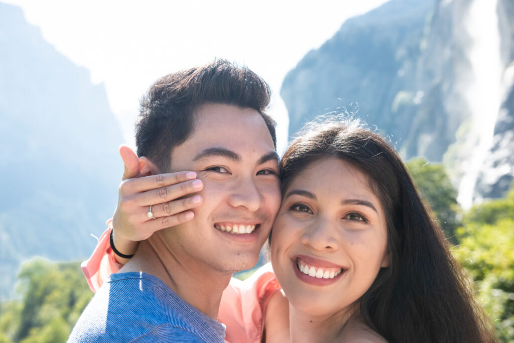 Switzerland Surprise Proposal