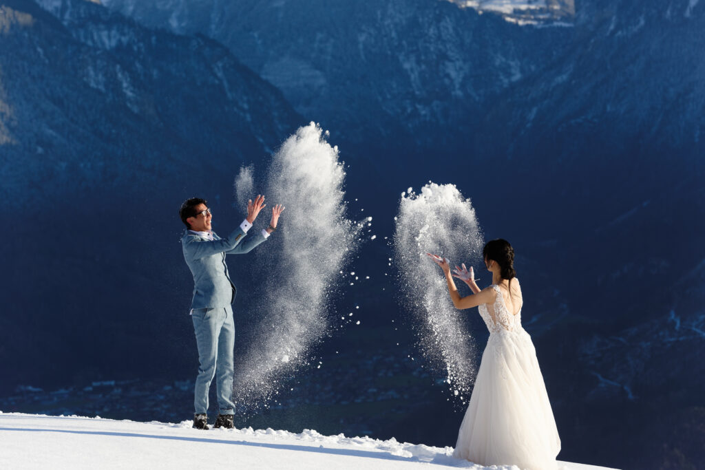 elope in Switzerland photographer interlaken