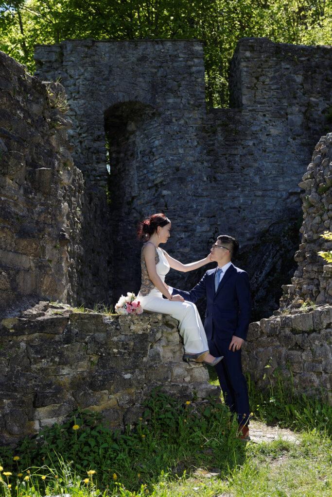 wedding proposal interlaken