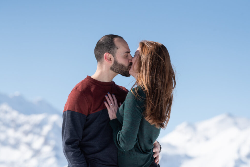 Interlaken Wedding proposal