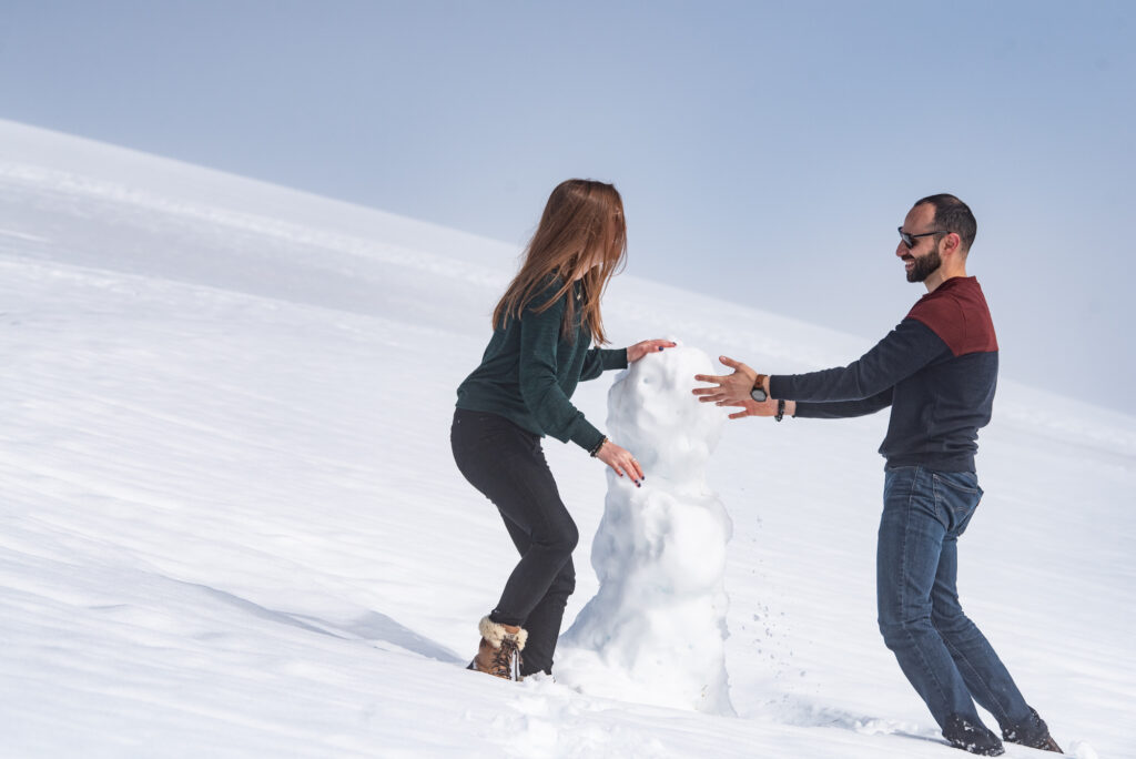Switzerland Wedding proposal photographer