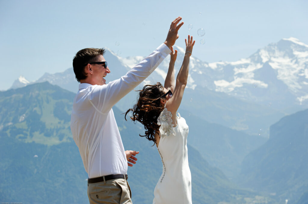 destination elopement switzerland